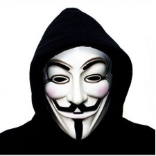 Anonymous maska Vendetta