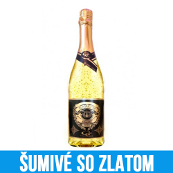 Šumivé so zlatom