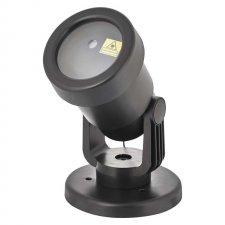 Laserový projektor s časovačom IP44 červené,zelené a modré body diaľkové ovládanie