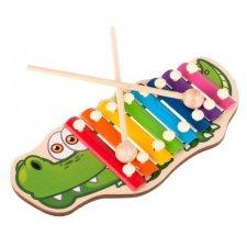 Cimbal pre deti: Krokodíl