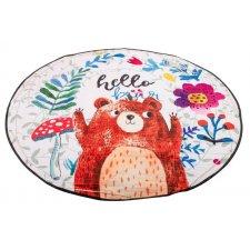 Detská podložka: Medvedík – 144cm