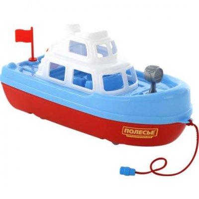 Farebná loďka do vody