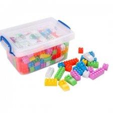 Farebné lego kocky 240 ks