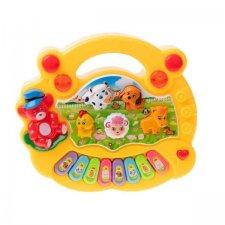 Klavír pre deti: Zvieratká