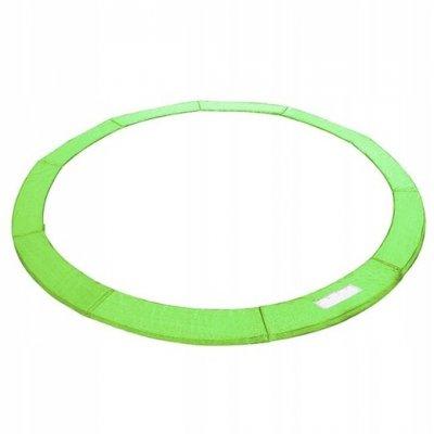 Kryt pružín na trampolínu 363/366/369 cm - zelený