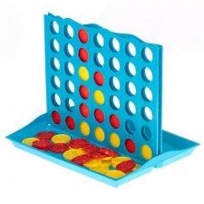 Logická hra šťastná štvorka