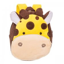 Plyšový batoh Kakoo: Žirafa