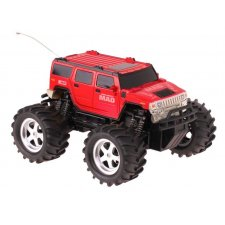 RC auto MAD Monster Truck – červené