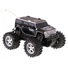 RC auto MAD Monster Truck – čierne