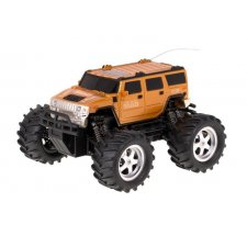 RC auto MAD Monster Truck – žlté