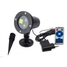 Star Shower: laserová lampa