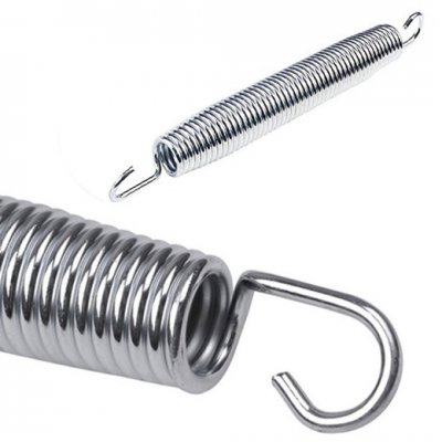 Trampolínová pružina - 165 mm