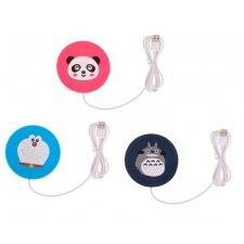 USB ohrievač pohárov