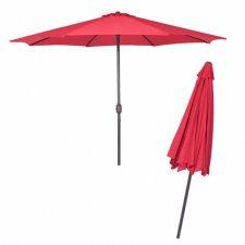 Záhradný slnečník Modern 300cm - červený