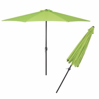 Záhradný slnečník Modern 300cm - zelený