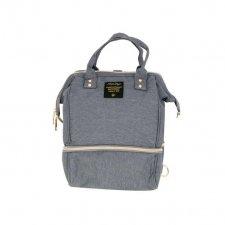 Prebaľovacia taška sivá