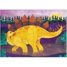 Puzzle mini Stegosaurus 48ks