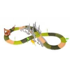 Autodráha: Dinosaur Tracks (192 prvkov)