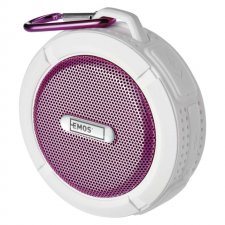 Bluetooth reproduktor EMOS FREESTYLER, ružová