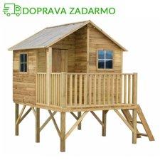 Drevený záhradný domček pre deti JOSH