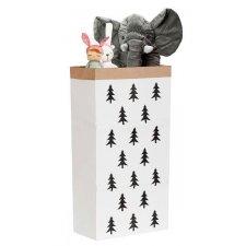 EKO papieroý organizér na hračky