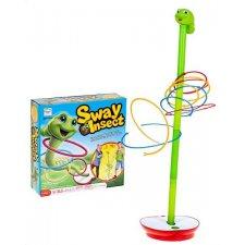 Hra: Tancujúci červík