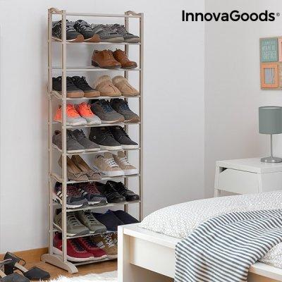 InnovaGoods Botník pre 25 párov topánok
