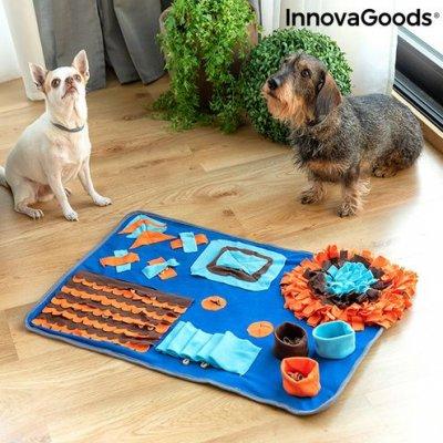 InnovaGoods Hracia podložka a odmeny pre domáce zvieratká Foofield
