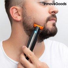 InnovaGoods Nabíjací elektrický zastrihávač chĺpkov 3v1