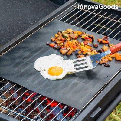 InnovaGoods Podložka na grilovanie - 2 kusy