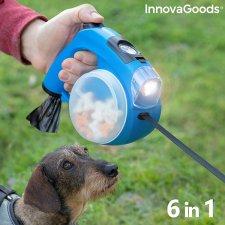 InnovaGoods Vodítko pre domáce zvieratá 6v1