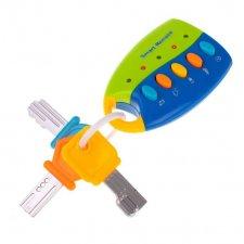 Interaktívna hračka pre deti - kľúče od auta