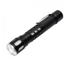 LED batériové svietidlo, zoom, 300 lm