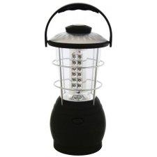 LED kempingové svietidlo, s dynamom