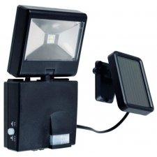 LED reflektor, solárny, s pohybovým senzorom, 1W