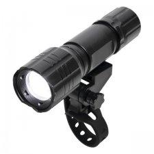 LED svietidlo na bicykel zoom