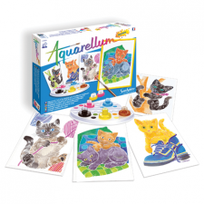 Aquarellum Junior Mačky