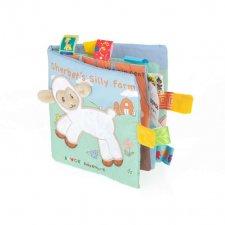 Mäkká knižka pre deti: Ovečka