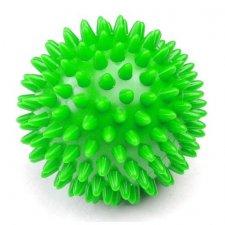 SPRINGOS Masážny ježko 9 cm - zelený