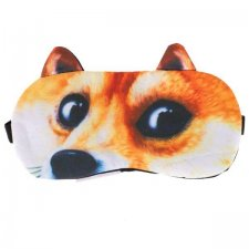 Maska na spanie: Pes
