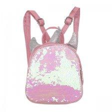Meniaci batoh: Ružový jednorožec