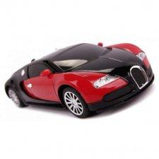 Mini RC auto Bugatti Veyron 1:24 - červené