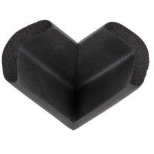 Ochranná pena na rohy 60x35x20 - čierna