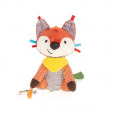Plyšová hračka do kočiara: Líška