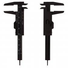 Posuvne meradlo na obočie 0 – 8 cm – čierne