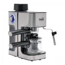 Presso kávovar, 240 ml, 3,5 bar, čierny/inox
