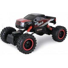 RC auto Rock Crawler PickUp 1:14 – čierno-červený