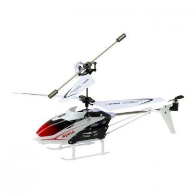 RC Helikoptéra SYMA S5 3CH - biela