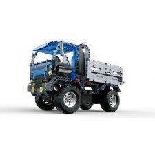 RC nákladné auto CADA EE 2.4Ghz C5104W - stavebnica 2v1
