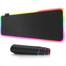 RGB podložka pod myš 30x80